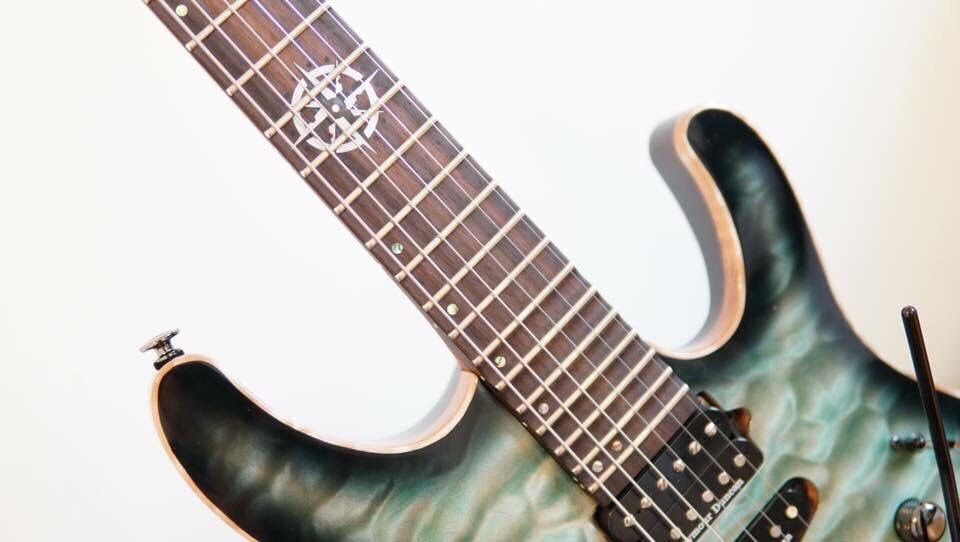 kiko loureiro s guitar missing. Black Bedroom Furniture Sets. Home Design Ideas